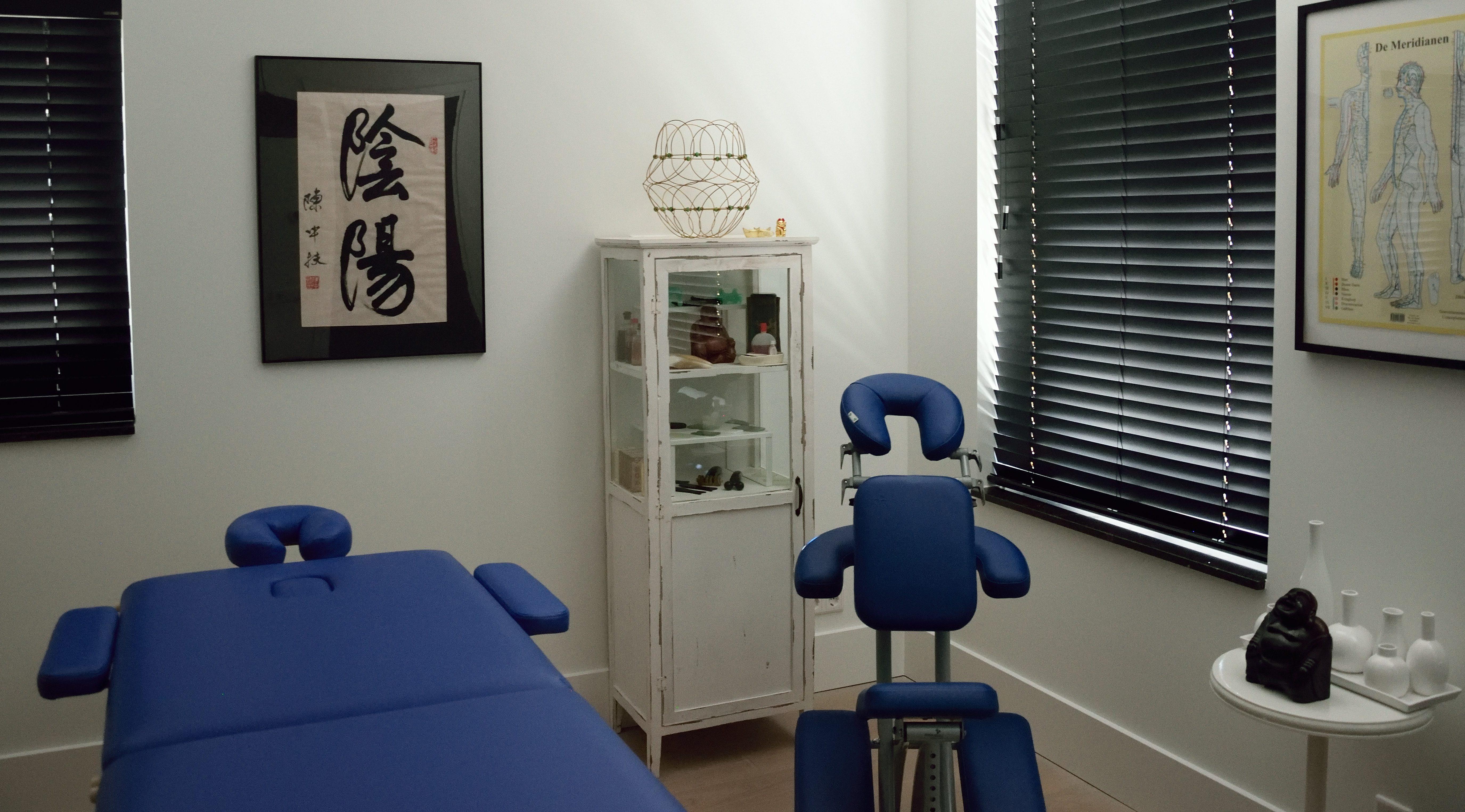 Praktijkruimte Guasha Praktijk Chi